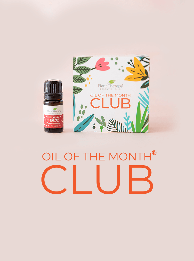 Oil of the Month Club - Discover new, exclusive oils every month!