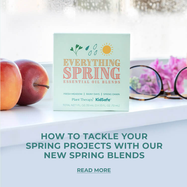 How to tackle your spring projects with our new spring blends - blog post