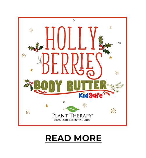 Holly Berries Body Butter Blog Post