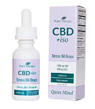 CBD+iso Stress Oil Drops