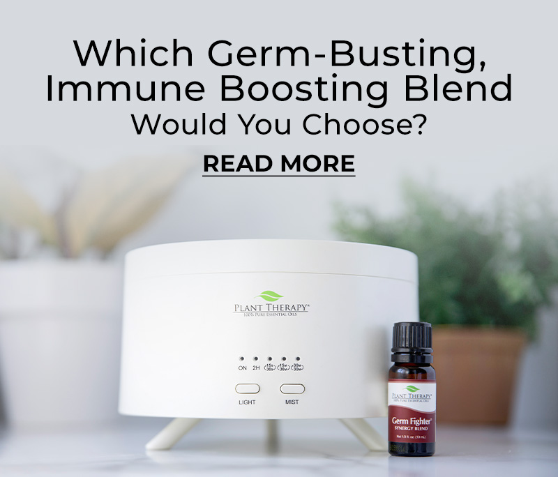 Which Germ Busting Immune Boosting Blend should I choose?