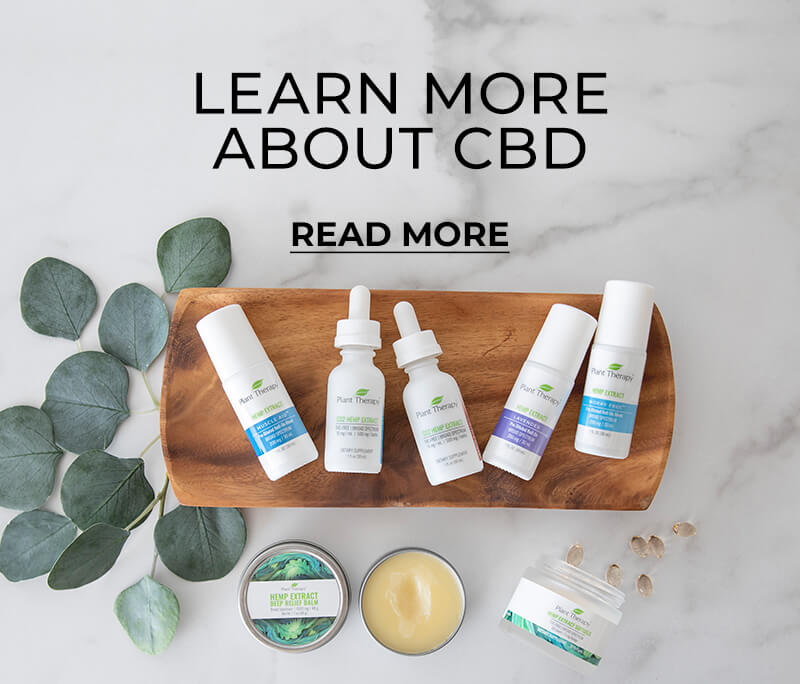 Learn more about CBD - Read More