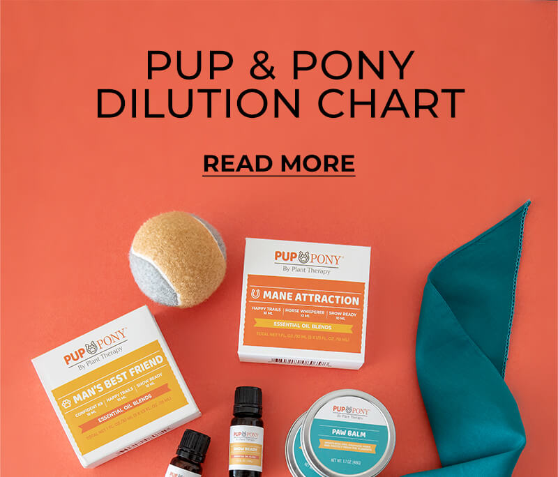 Pup & Pony Dilution Chart - Read More