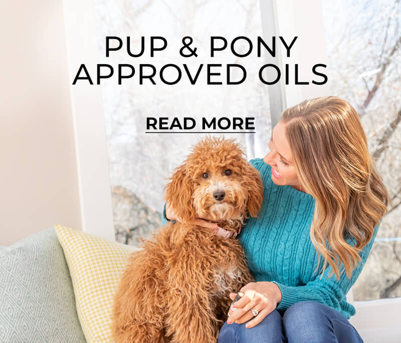 Pup & Pony Approved Oils - Read More