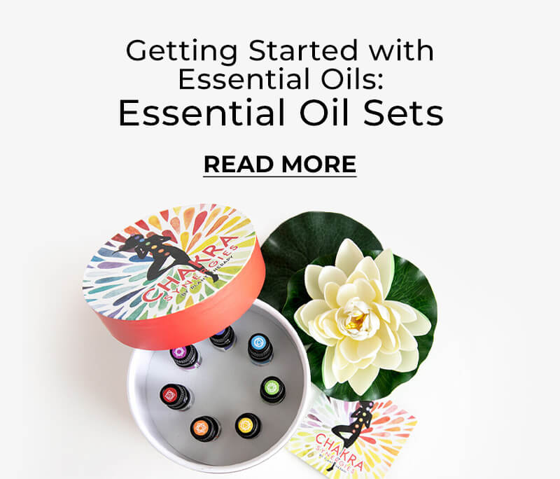 Getting Started with Essential Oils: Essential oil sets - Read More